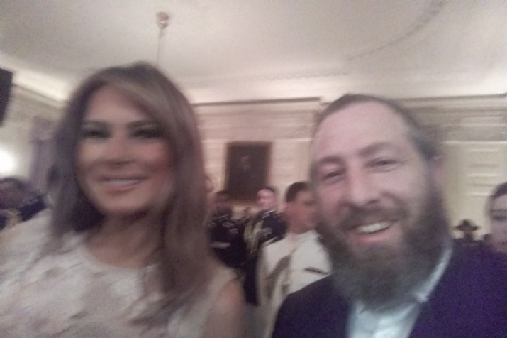 First Lady Melania Trump, Ezra Friedlander, Melania Trump, , ezra friedlander