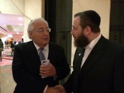 David Friedman -  President of Friends of Bet El, Ezra Friedlander, FriendsofBetEl