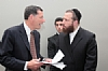 Senator Barrasso (R-WY) and Ezra Friedlander