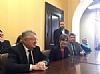 Delegation with US Senator Joni Ernst