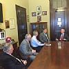 Delegation with US Senator Jeff Sessions