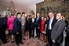 The Friedlander Group Crew with Honorable Gyorgy Szapary Ambassador of Hungary to US