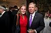 Nora Gutekanst with US Senator Johnny Isakson at the Swedish Embassy Reception