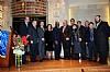 with Representative Gregory Meeks  photo credit: Margot Jordan
