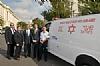 MDA Ambulance Dedication,