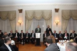 Senator Charles Schumer podium, Chuck Schumer
