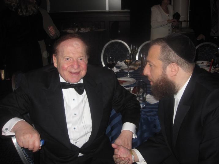Sheldon Adelson, Sheldon Adelson, , ezra friedlander