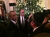 President Barak Obama, Rabbi Abe Friedman