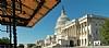 US Capitol Senate Side Entrance,