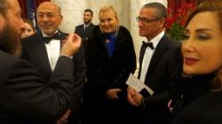 Ezra Friedlander, Shafik Gabr, Gigi Gabr, Gamal A. El Sadat, Ms. Jehan Sadat, EzraFriedlander