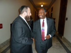 Ezra Friedlander, U.S. Secretary of HUD nominate Ben Carson, EzraFriedlander