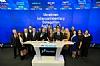 Delegation ringing NASDAQ Opening Bell